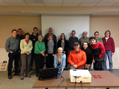 February 2017 Class of New Stream Watchers