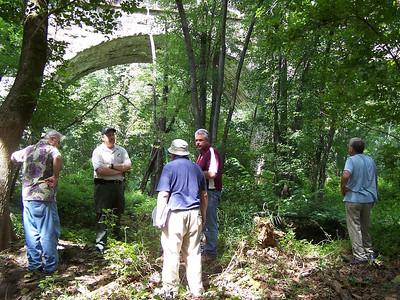 Viaduct Bridge Overlook Trail Project