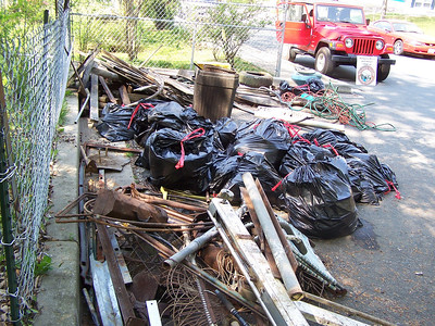 4.26.08 Sawmill Branch-Dunbar-Garnet Ave. in Catonsville Park