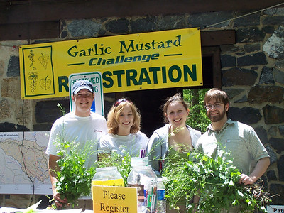 5.4.08 (2) Garlic Mustard Challenge