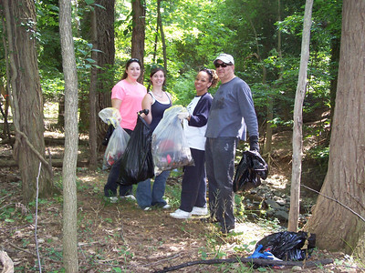 6.25.08 Soapstone-Bull Run Cleanup in Catonsville