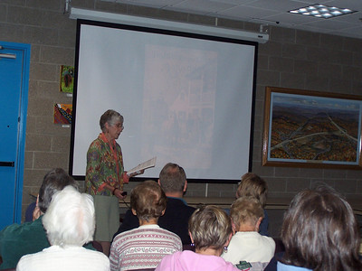 10.5.10 History Talk--Summer Homes of the Patapsco River Valley