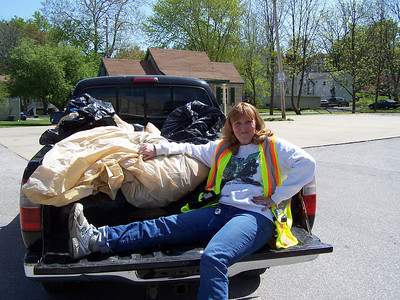 4.19.10 Sawmill Branch Cleanup off Dutton Ave.