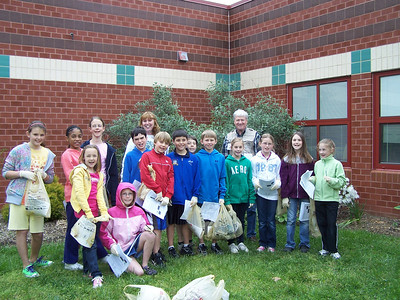 4.28.10 Ilchester Elementary Watershed Scavenger Hunt