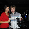Phila Auto Show Tasting Party<br /> StreetTalkin's Erin Elmore and Gregg Sandler