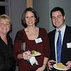 Phila Auto Show Tasting Party<br /> Lisa, Sarah and Chris Magarity