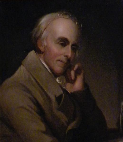 Benjamin Rush: Second Bank of the United States Portrait Museum, Philadelphia, PA