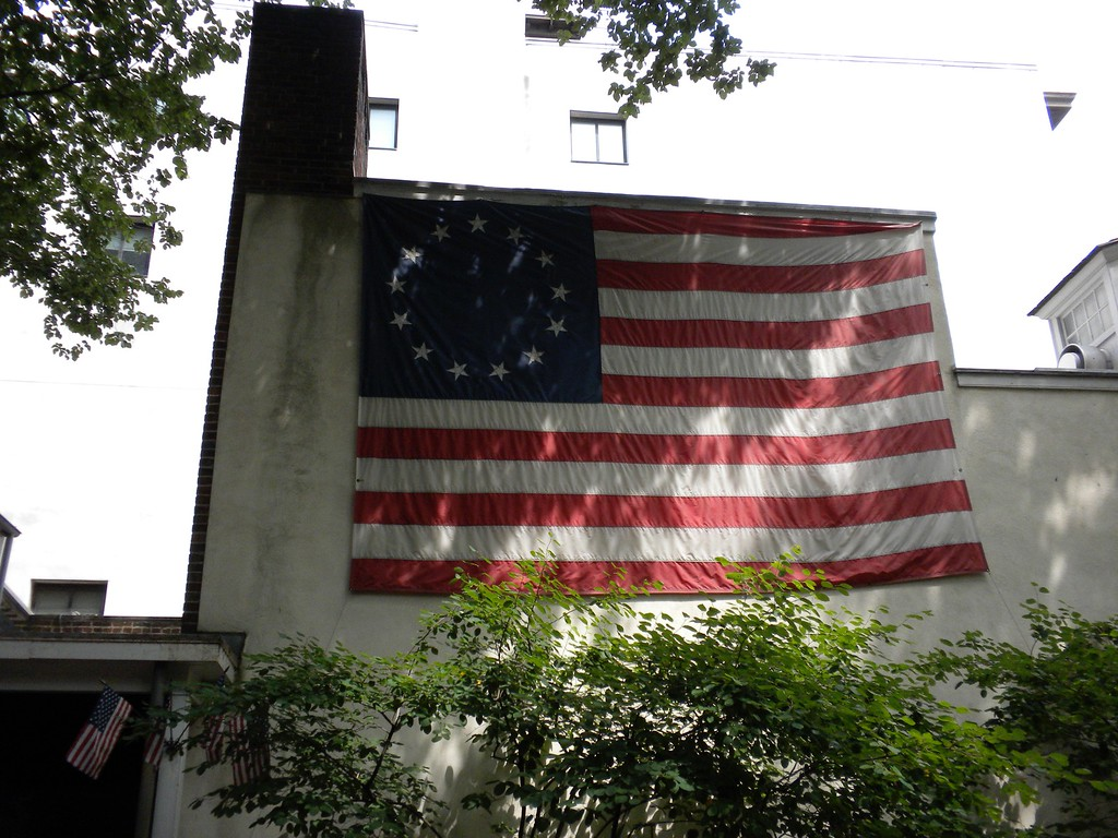 Betsy Ross' Home