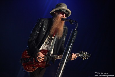 ZZ TOP - Blues Peer - 2017