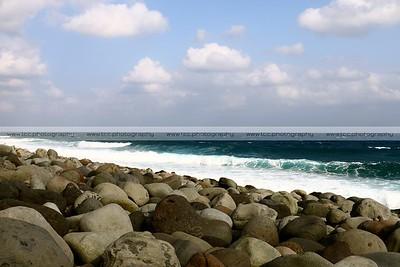 Valugan Boulder Beach,  Batan Island, Batanes, Philippines