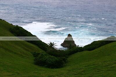 Mahatao (Tayid) Lighthouse, Batan Island, Batanes, Philippines
