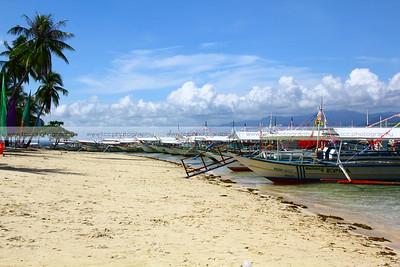 Pandan Island, Palawan, Philippines
