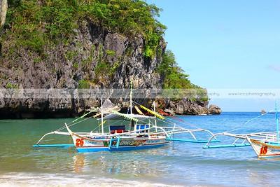 Tuturinguen Point, Puerto Princesa Subterranean River National Park, Palawan, Philippines