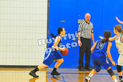 BBE vs. Kimball girls bsktbll 12-17-13