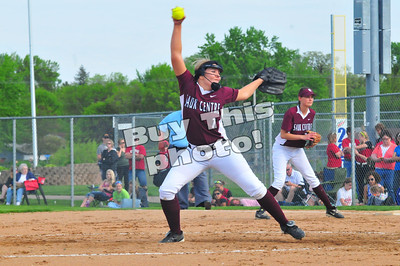 Playoffs: Sauk Centre vs. Cathedral softball