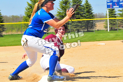 Playoffs: Sauk Centre vs. Minnewaska softball