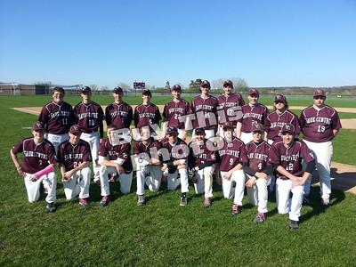 Sauk Centre baseball WCC-North co-champions