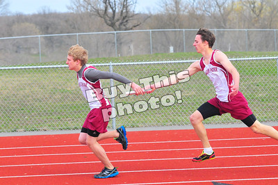 Sauk Centre home track and field meet! 5-6
