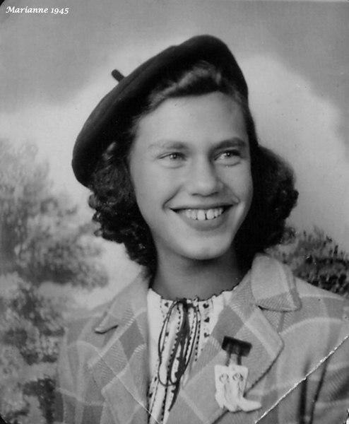 Marianne Adler 1945