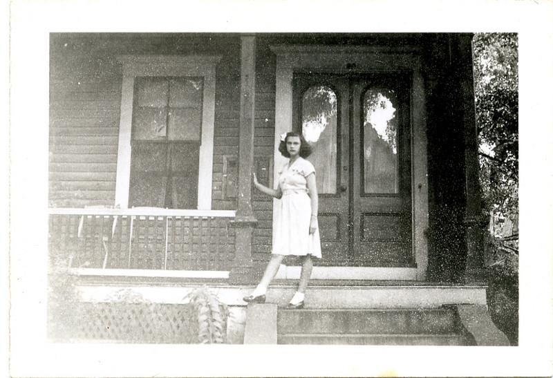 Marianne Adler, 1944?, Worcester
