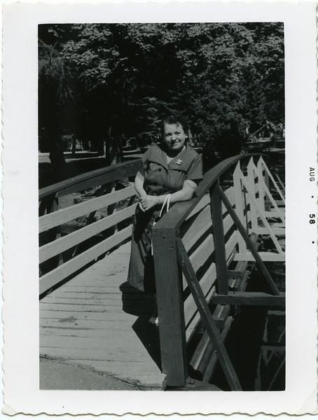 Selma Adler, ug 1958
