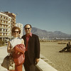 Marianne & Ronald in Spain 1970