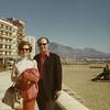 Marianne & Ronald in Spain 1970