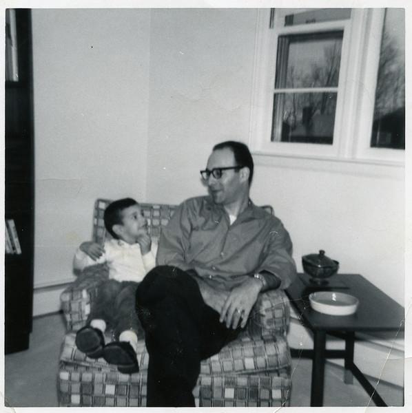 Ronald and son, Jonathan