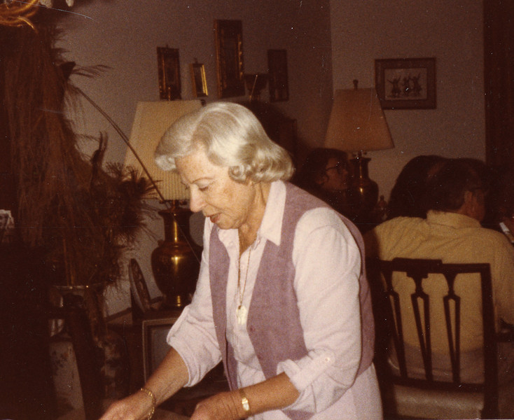 Cele Weinberg 1974