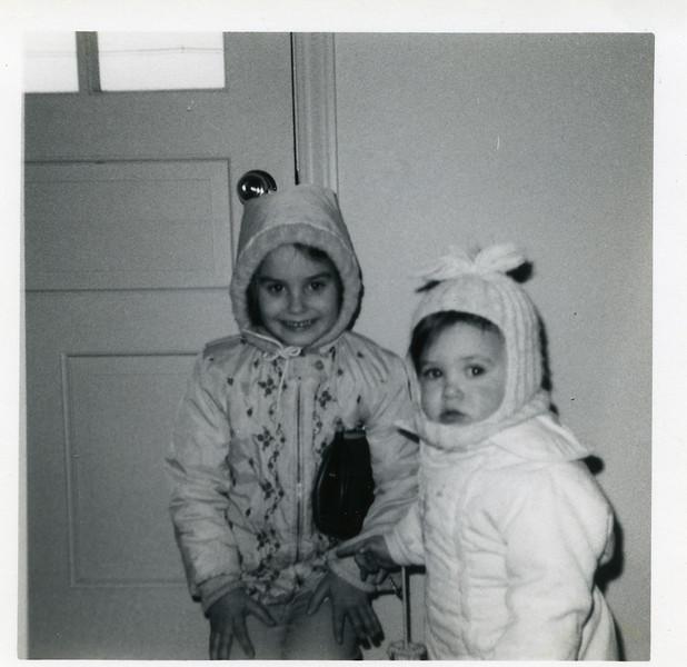 Deborah & Naomi Adler