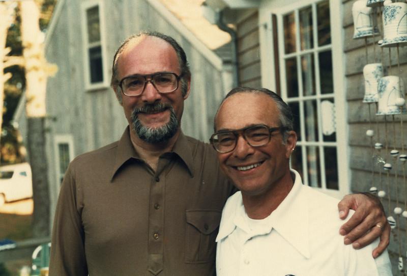 Brothers Ronald & Hugh Aaron
