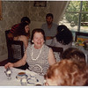 Oma's 80th birthday, the Red Lion Inn, Stockbridge, MA 1980.