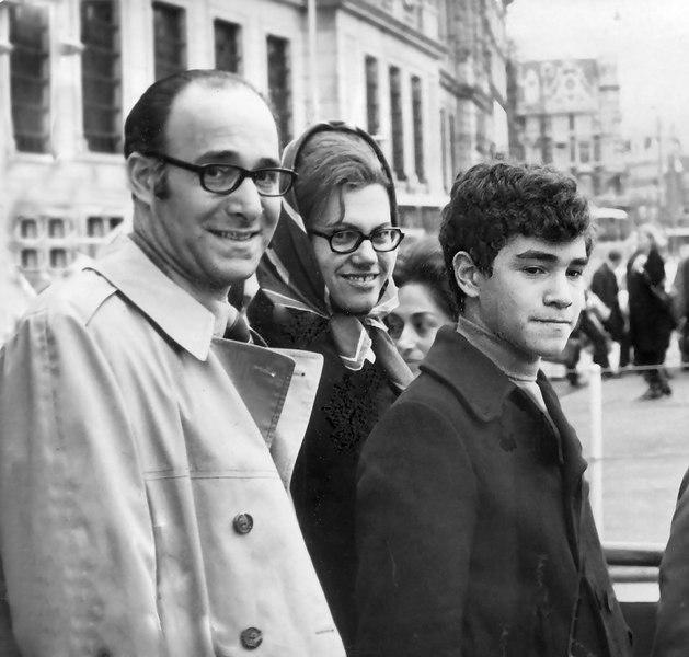 Amsterdam March 1970