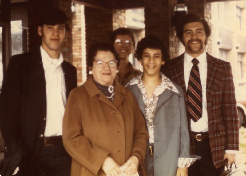 Pesah 1974, Rochester, NY