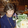 Leni Fromm, 75th Birthday