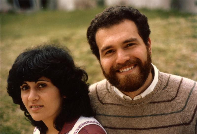 Tami Shamir, January 1984