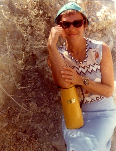 Sukkot 1976.