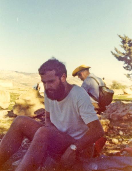 Heinz Daume, Judean Desert Trip 1976