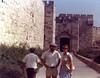 Jaffa Gate, Jerusalem, 1976.
