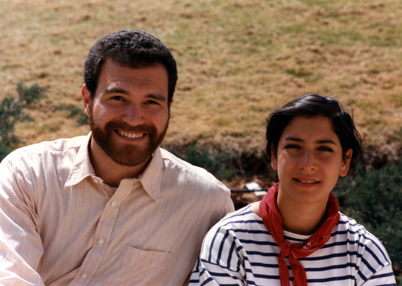 Ariane Littman, Jerusalem, March 1985