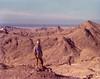 Sinai Desert Hike 1977