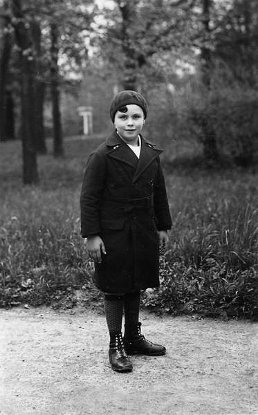 Hans Samuel Adler, c.1935.