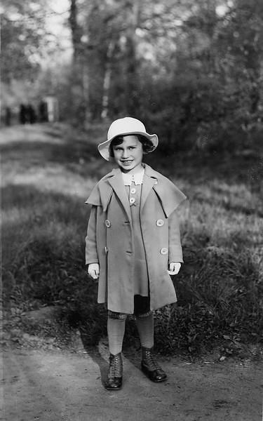 Marianne Adler, c.1935.