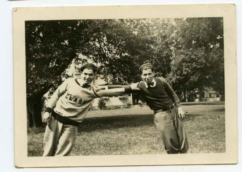 Eddie & Charlie Aronovitz [AA]