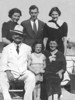 RS039 | Hermann & Babette, in Palestine 1936, with their children, Kurt, Paula, Liesel, Hannah. Evelyn (Wilson) McClain, is Liesel's daughter, and Irit Aronson is Anni's daughter.  Edna Azrieli is Kurt's daughter.