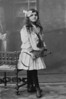 Selma Rothschild (restored image) 1900-1982.