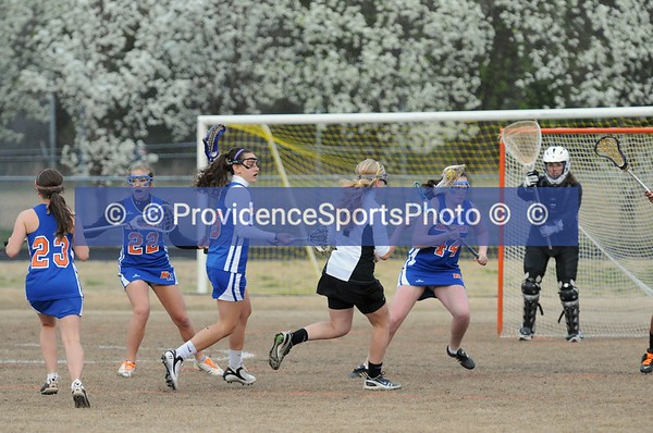 03/26/10 - Women's Var LAX vs Marvin Ridge