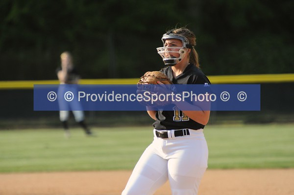 04/10/12 - Var Softball vs Rocky River