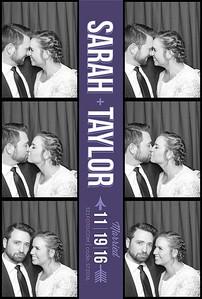 SARAH + TAYLOR