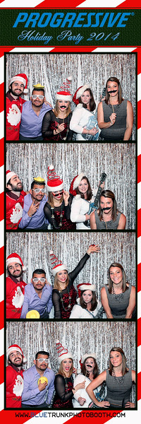 corporate event holiiday party photo booth image